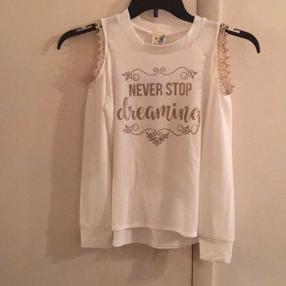 Lily Bleu Other - New Kids Never Stop Dreaming Top🛍